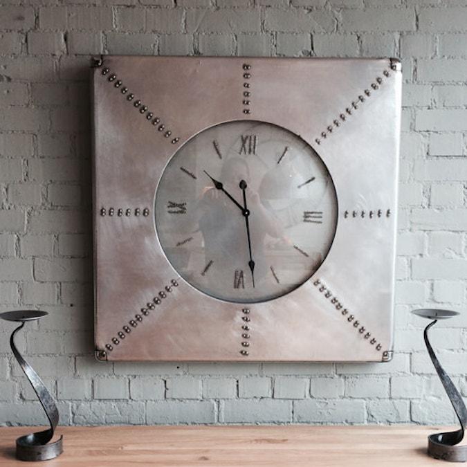 Aviator Clock