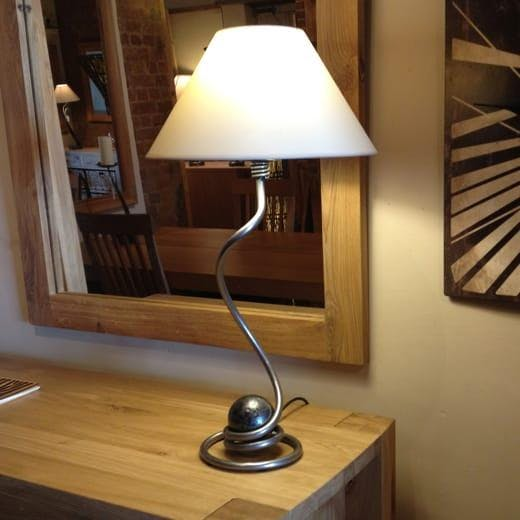 Cannon Ball Lamp