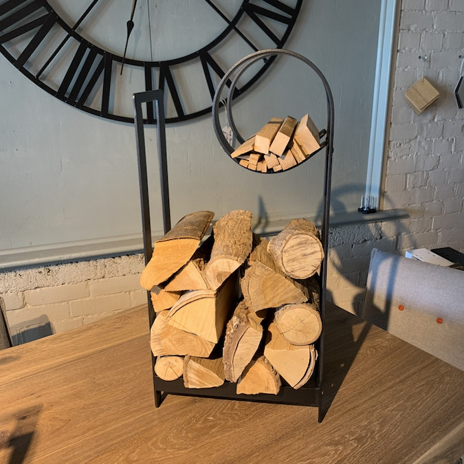 Log/Kindling Rack