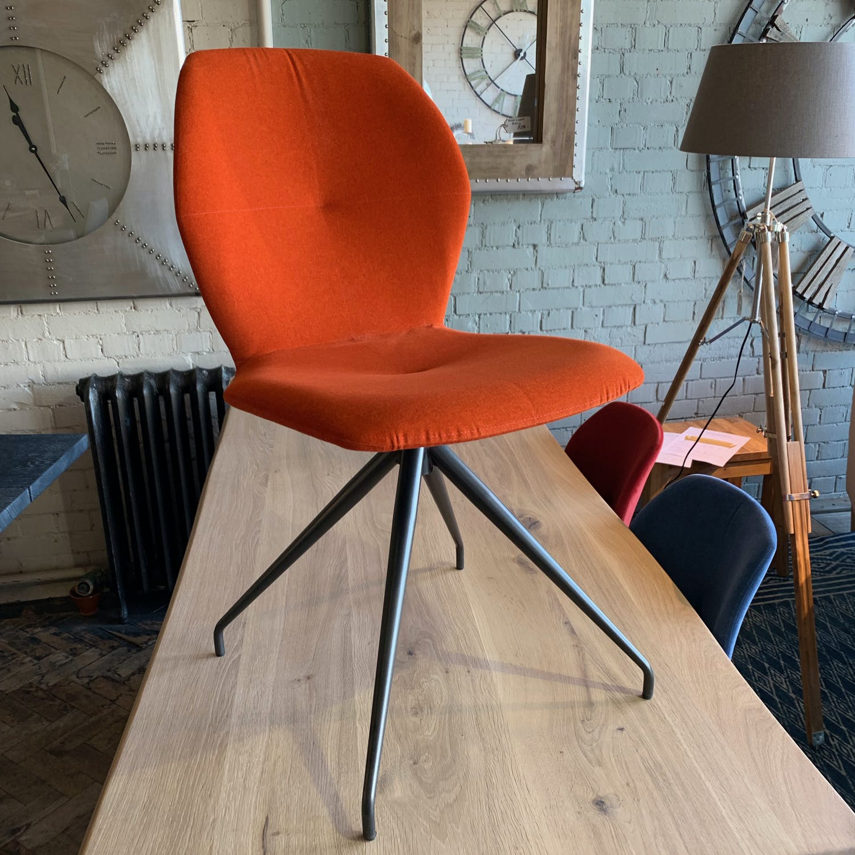 M91 Chair-Metal Legs