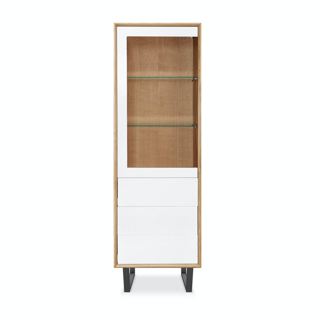 Milano Thin Display Cabinet
