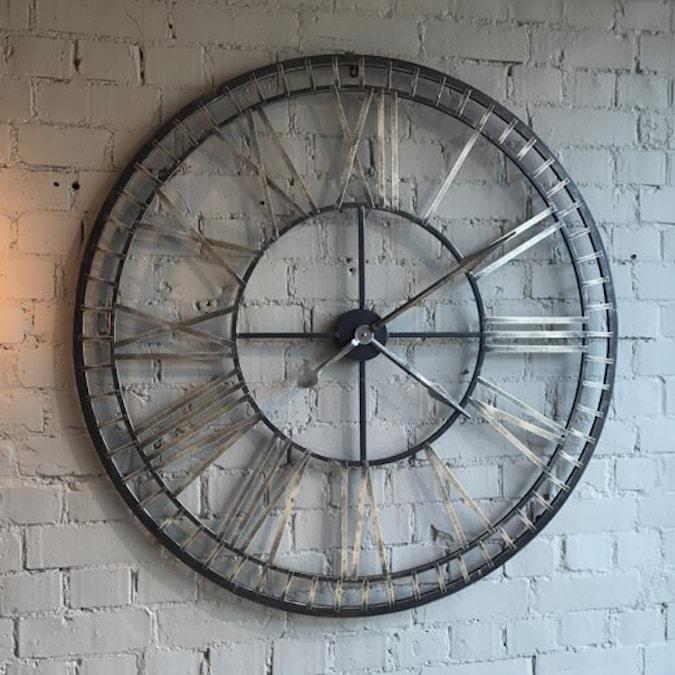Medium Roman Numeral Clock
