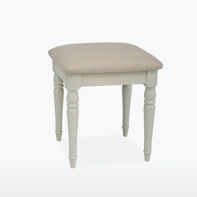 New Middleton Dressing Stool-Factory Stock