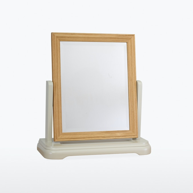 New Middleton Dressing Mirror-Factory Stock
