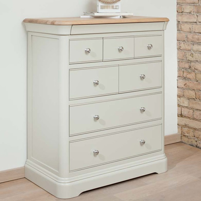 New Middleton 7dr High Chest