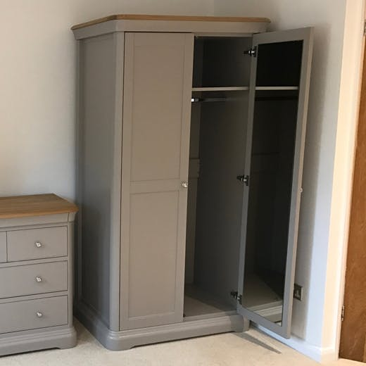New Middleton All Hanging Wardrobe