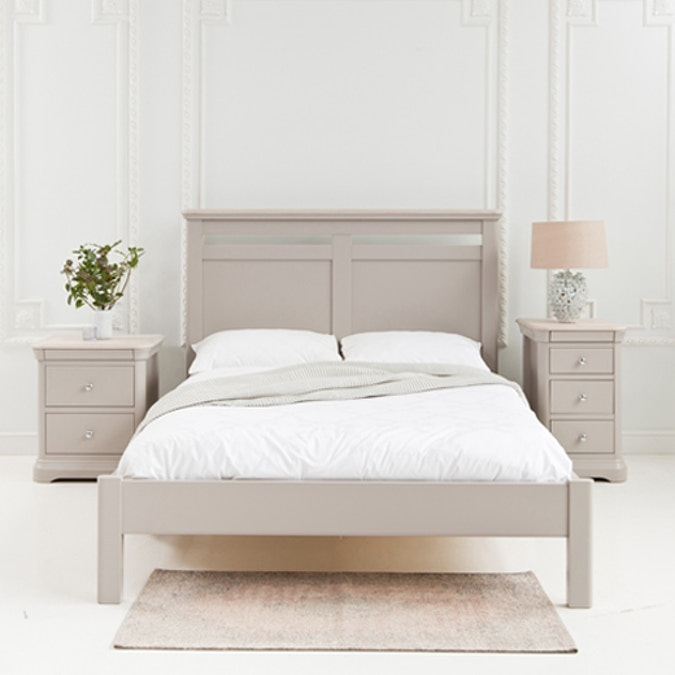 New Middleton Bed Low Footend