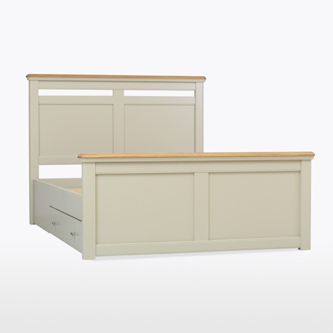 New Middleton Kingsize Storage Bed-Factory Stock