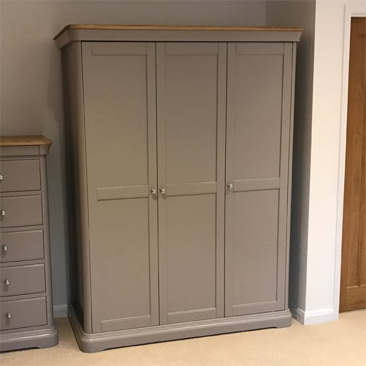 New Middleton Triple Wardrobe