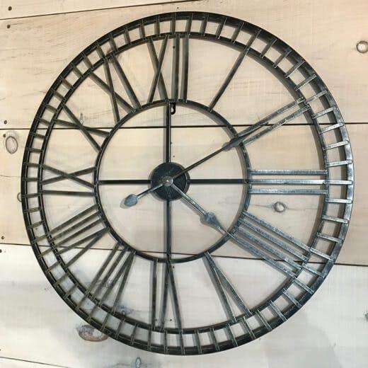 Small Roman Numeral Clock