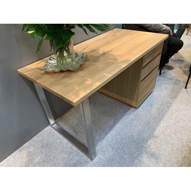 Henri Pedestal Desk