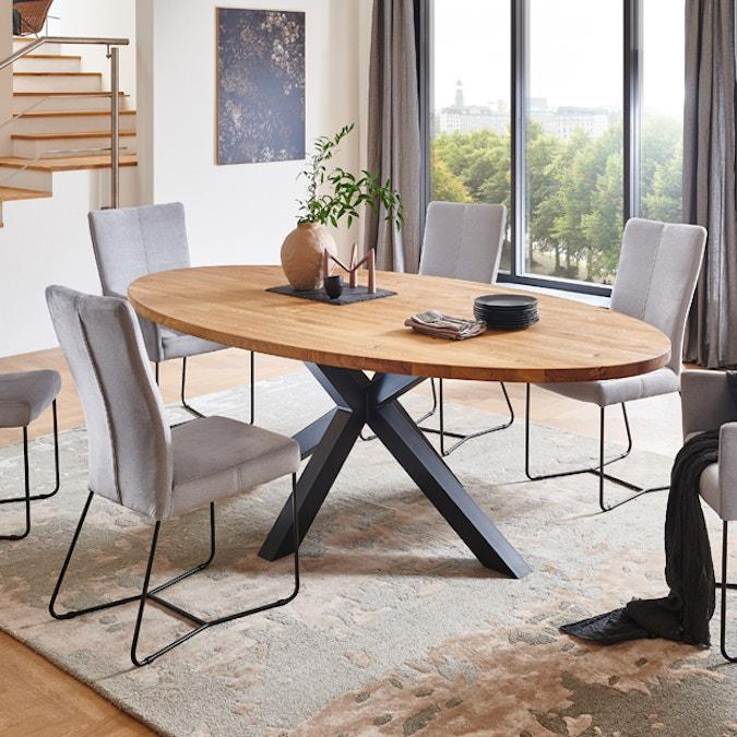 Oslo Oval Table